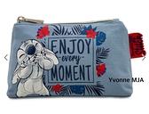*Yvonne MJA* 美國 迪士尼 Disney 限定正品 史迪奇 Stitch 棉質帆布小包