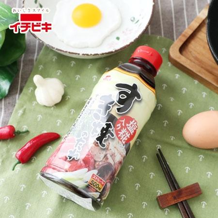 日本 ICHIBIKI 壽喜燒醬 500ml 壽喜燒 醬料 調味醬 日式 日式湯頭 火鍋湯底 醬油