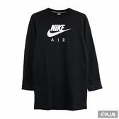 NIKE 女 AS W NSW AIR CREW DRESS BB FLC 圓領T(長) 長版上衣 - BV5135010