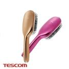 【NEW 新品上市】TESCOM TIB25 超音波負離子樁油艷髮梳 負離子振動按摩梳 梳子 整髮梳 原廠公司貨