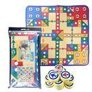 嬰兒寶寶爬行墊飛行棋 遊戲毯兒童遊戲飛行棋遊戲墊《印象精品》yq94