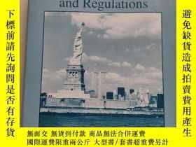二手書博民逛書店FEDERAL罕見Immigration Laws and Re