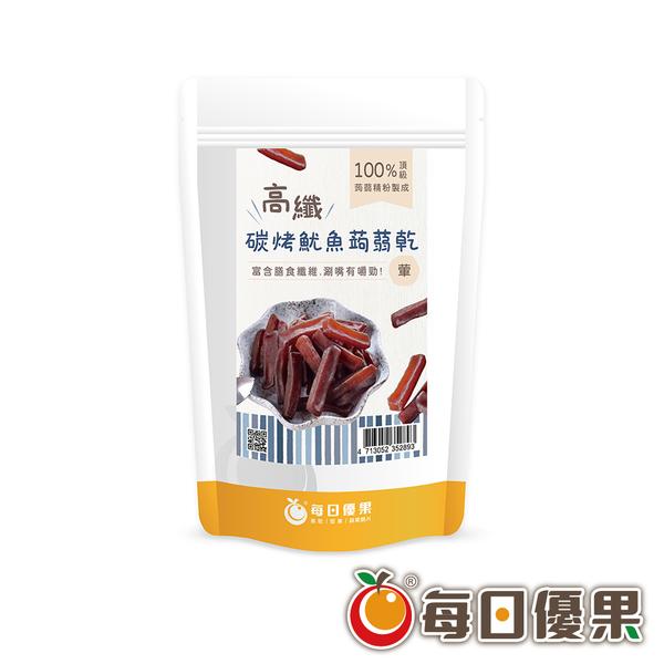 高纖香蒜蒟蒻乾180G 每日優果