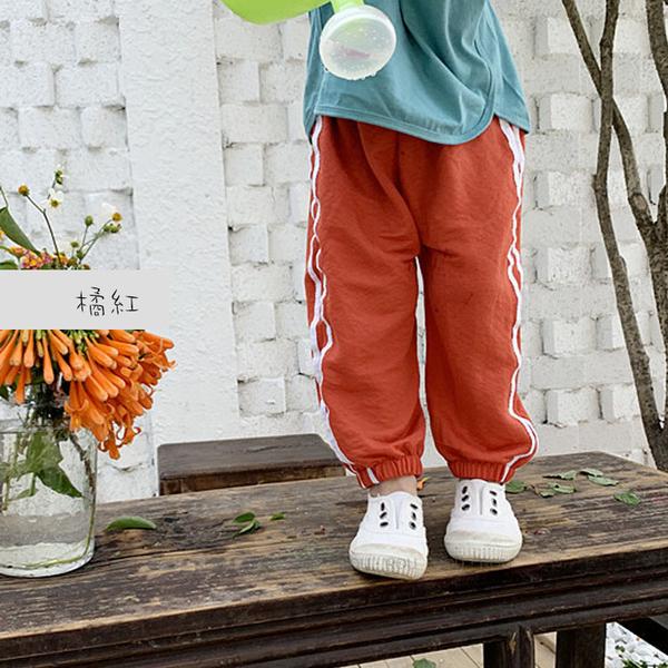 韓版男女童防蚊褲。ROUROU童裝。夏男女童中小童天絲棉麻燈籠褲防蚊褲 0322-413