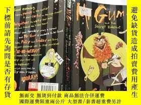 二手書博民逛書店mr罕見gum and the secret hideout:古姆先生和秘密藏身處:Y200392