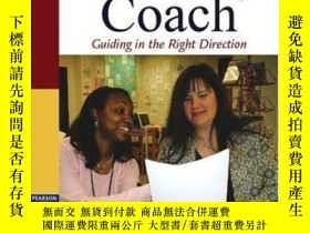 二手書博民逛書店The罕見Literacy Coach: Guiding In The Right Direction-識字教練:
