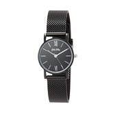 【Folli Follie】MATCH IT羅馬時尚指針米蘭腕錶-極致黑/WF18Y033BPK_XX/台灣總代理公司貨享兩年保固