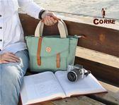 CORRE【JJ018】簡約時尚小手提兩用包─情人紅/青瓷綠 共2色