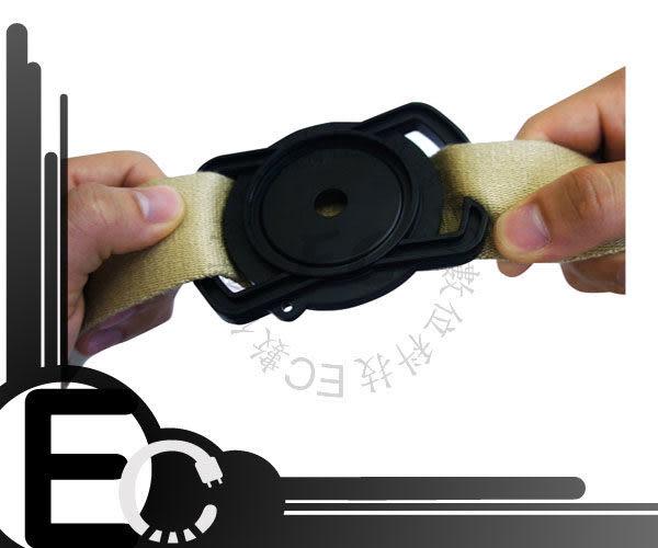 【EC數位】三合一可攜式 鏡頭蓋 防丟扣 背帶扣 鏡頭蓋扣支架 收納扣 鏡頭蓋 43mm 52mm 55mm