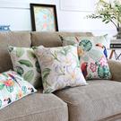 時尚簡約北歐抱枕 靠墊 沙發裝飾靠枕4 (二入)