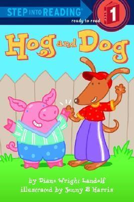 (二手書)Step into Reading Step 1: Hog And Dog