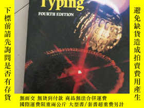 二手書博民逛書店applied罕見typing Fourth EditionY1