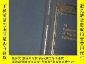 二手書博民逛書店the罕見epidemiology of drug abuse: