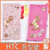 HTC Desire19s Desire19+ U19e U12+ life Desire12s U11 EYEs 水晶動物皮套 手機皮套 皮套 訂製 DC