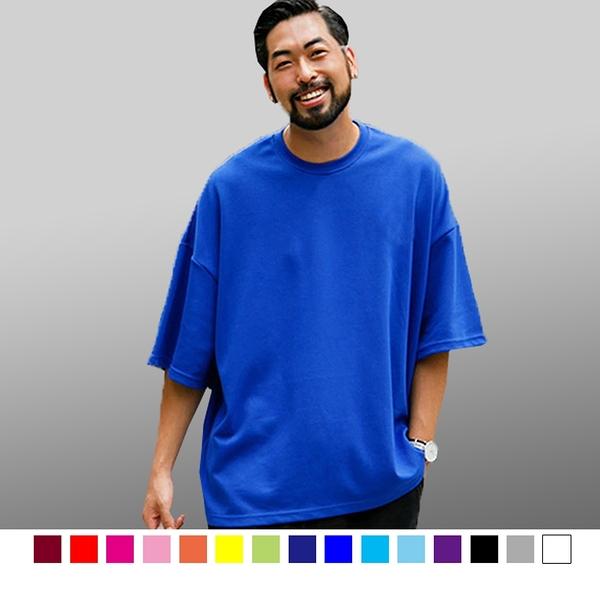 【男人幫】T0360* 100%純棉【180克320碼圓領短袖素面T恤】大量供應代印刷刺鏽