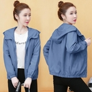 棒球外套 春秋時尚洋氣夾克二八月女士外套韓版潮流風衣女棒球服潮 生活主義