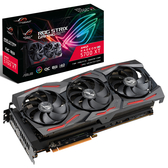 ASUS 華碩 ROG-STRIX-RX5700XT-O8G-GAMING PCI-E 4.0 顯示卡