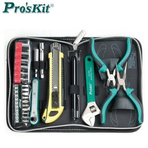 Pro sKit 寶工 PK-2076B 家用簡便工具組 25件組