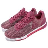 【六折特賣】Reebok 訓練鞋 Speed TR Flexweave 紅 白 女鞋 編織透氣鞋面 運動鞋【ACS】 CN5507