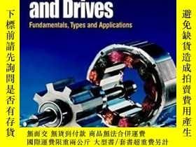 二手書博民逛書店Electric罕見Motors And Drives: Fundamentals Types And Appli