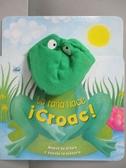 【書寶二手書T8/少年童書_XDG】La Rana Hace Croac