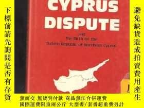 二手書博民逛書店THE罕見CYPRUS DISPUTEY24040 ERTEKU