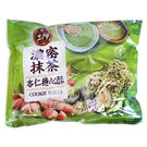 3.14 濃密抹茶杏仁捲心酥  (500g/包)