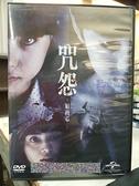 挖寶二手片-C02-070-正版DVD-日片【咒怨:最終章】-平愛梨(直購價)