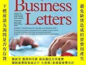 二手書博民逛書店How罕見To Write Better Business Letters-如何寫出更好的商務信函Y43663