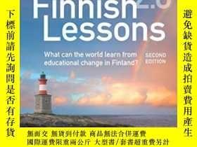 二手書博民逛書店Finnish罕見Lessons 2.0Y364682 Pasi Sahlberg Teachers Coll