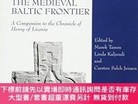 二手書博民逛書店Crusading罕見And Chronicle Writing On The Medieval Baltic F