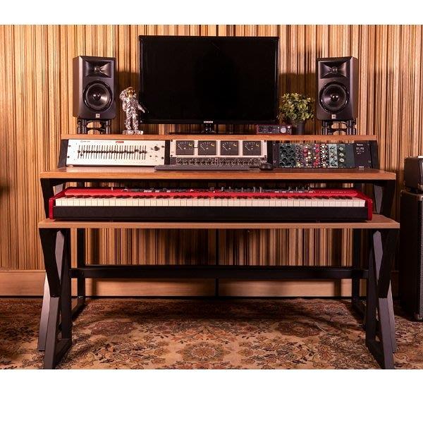 唐尼樂器︵分期免運 BACKBONE Headquarte 音樂工作站 人體工學 專業錄音桌 錄音室工作桌