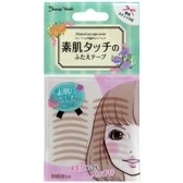 雙眼皮貼布日本極細膚色雙眼皮貼布 素肌肉色蕾絲網狀 自然隱形【限時八五折】