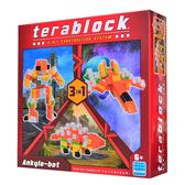 【日本KAWADA河田】Terablock迷你積木-甲龍 TBH-003