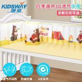 透氣夏季嬰兒床床圍拆洗新生兒寶寶四季通用嬰兒童床上用品套件    igo可然精品鞋櫃