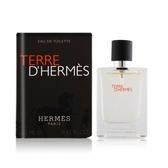 HERMES 愛馬仕 大地男性淡香水 TERRE DHERMES(12.5ml)-國際航空版