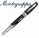 義大利Montegrappa萬特佳 Extra 1930 - 鋼筆 (竹炭黑) ISEXT_CH / 支