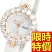 陶瓷錶-浪漫素雅魅力女手錶4色55j28[時尚巴黎]