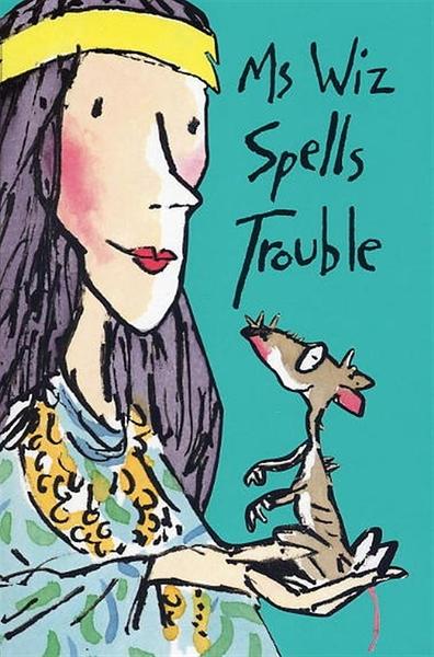 (二手書)Ms Wiz Spells Trouble(Ms Wiz S.)