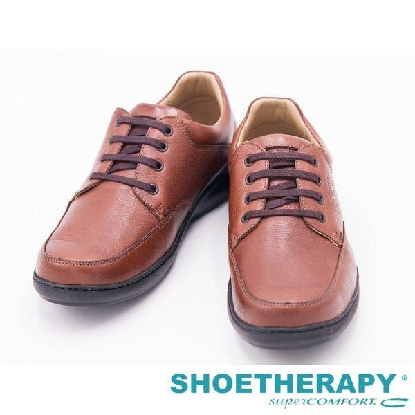 SAPATOTERAPIA 巴西有機休閒皮鞋男鞋-棕
