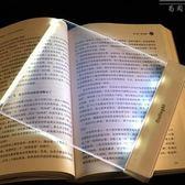 閱讀燈創意夜讀燈LED平板看書護眼燈充電工作學習讀書夾書床頭燈