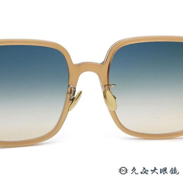 VEDI VERO 墨鏡 VE910 BR (透棕) 大方框 太陽眼鏡 久必大眼鏡