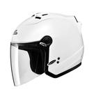 SOL罩安全帽,27S,素色/白...