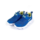 《FILA》兒童 輕量慢跑鞋 藍 3-J...