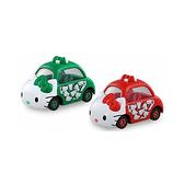 TOMICA 紅色確定版 SP KITTY抽抽樂2017 1台TM86631 夢幻多美小汽車