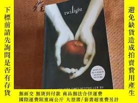 二手書博民逛書店Twilight,罕見New Moon, Breaking dawn, Eclipse 《暮色》、《新月》、《月食