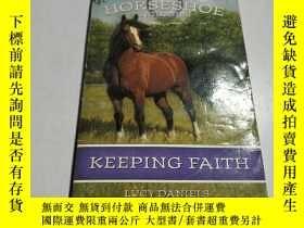 二手書博民逛書店KEEPING罕見FAITH:守信(外文)Y212829