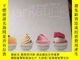 二手書博民逛書店marketing罕見fourth edtionY135543