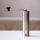 不銹鋼手動咖啡豆研磨機家用手搖現磨豆機粉碎器小巧便攜迷你水洗 安雅家居館