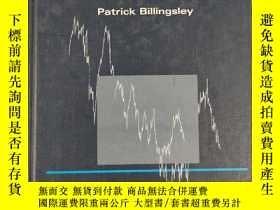 二手書博民逛書店Probability罕見and Measure(概率与测度):third edition(第三版)Y2548